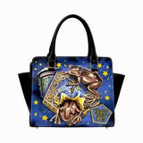 Harry Potter Chocolate Frogs Premium Undead Inc PU Leather Shoulder / Hand Bag
