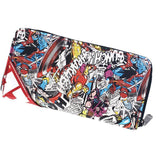 MARVEL Comics Pu Leather Long Line Wallet
