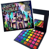 Over The Rainbow Undead Inc 42 Shade Eyeshadow Palette
