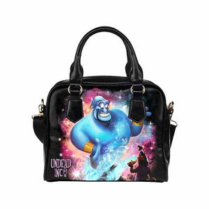 Aladdin Genie Shoulder / Hand Bag - Undead Inc Shoulder Handbags,