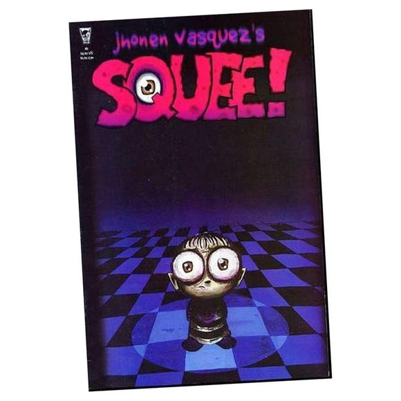 SQUEE Comic Book #1
