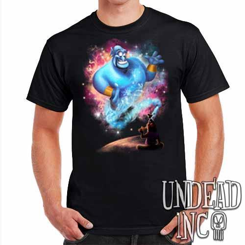 Aladdin Genie - Mens T Shirt - Undead Inc Mens T-shirts,