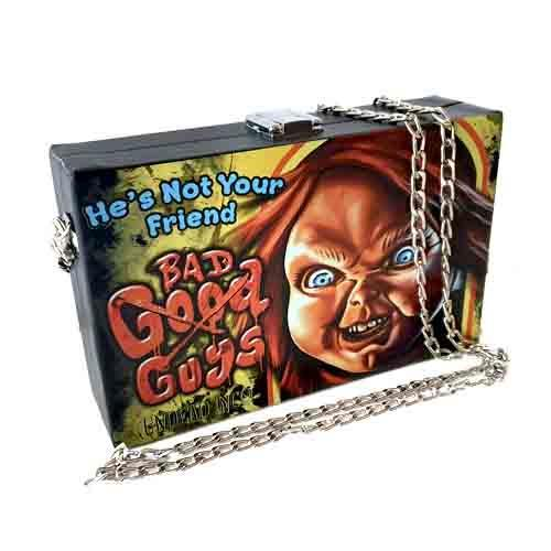 Chucky Bad Guys Undead Inc Shoulder Bag / Clutch