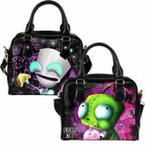 Undead Inc Invader Zim Gir Shoulder / HandBag