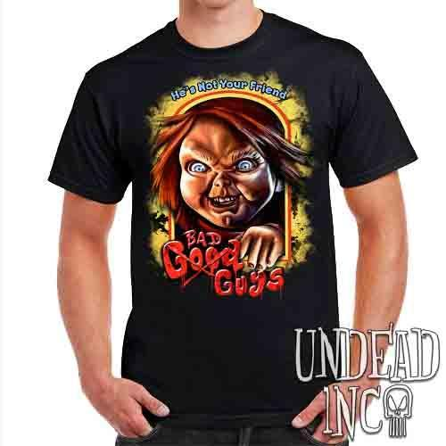 Chucky Bad Guys - Mens T Shirt