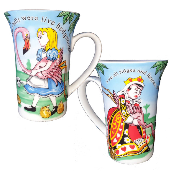 Alice In Wonderland Classic Storybook Mug