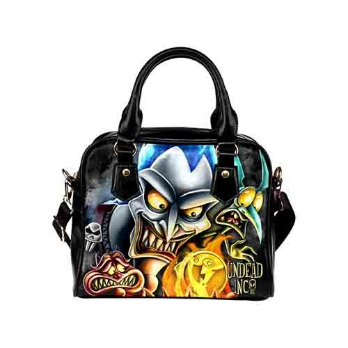 Undead Inc Villains Hades Shoulder / Hand Bag