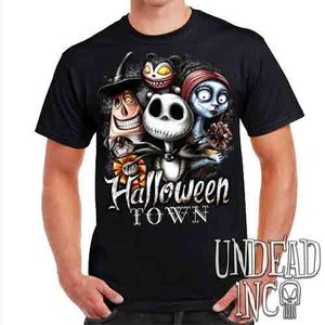 Halloween Town - Mens T Shirt