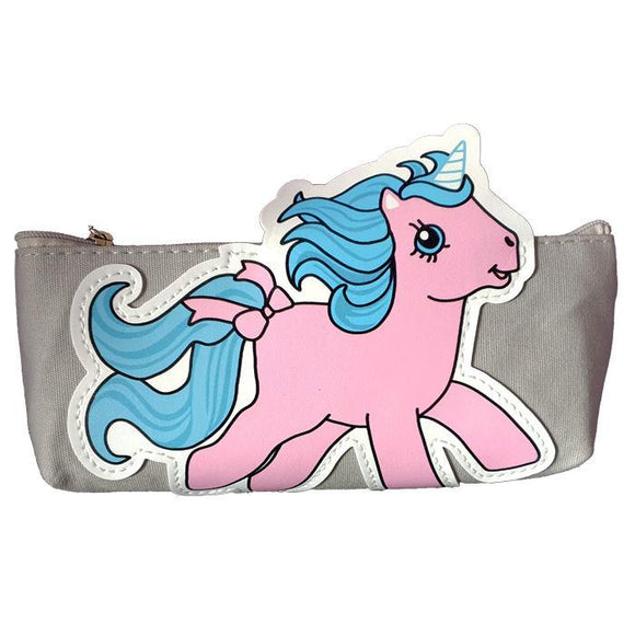 Retro My Little Pony Pink Makeup Cosmetics Bag