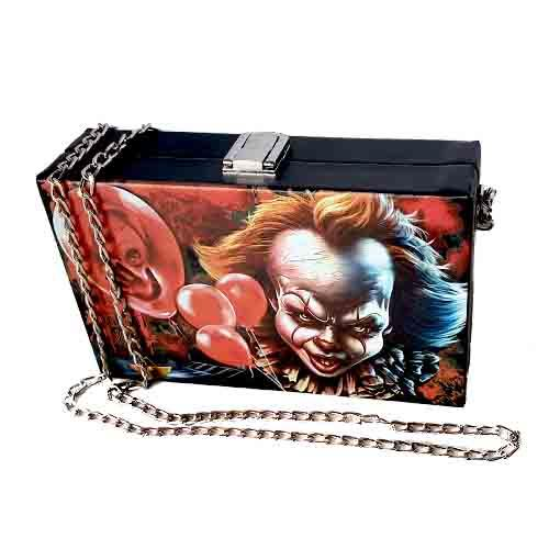 IT Pennywise Undead Inc Shoulder Bag / Clutch