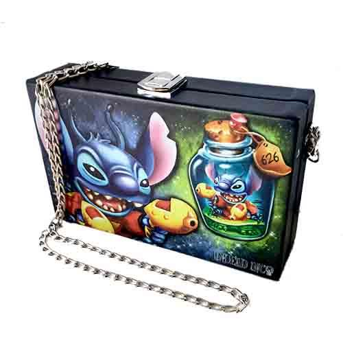 Stitch 626 Galaxy Undead Inc Shoulder Bag / Clutch