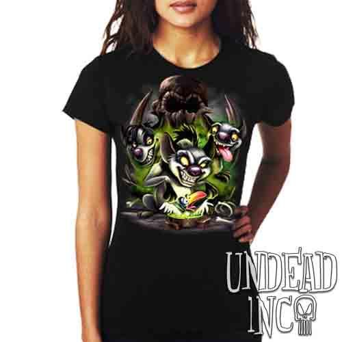 Lion King The Hyena's Birdie Boiler - Ladies T Shirt
