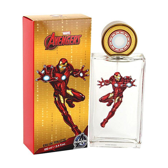 Iron Man Avengers Cologne by Marvel Fragrance