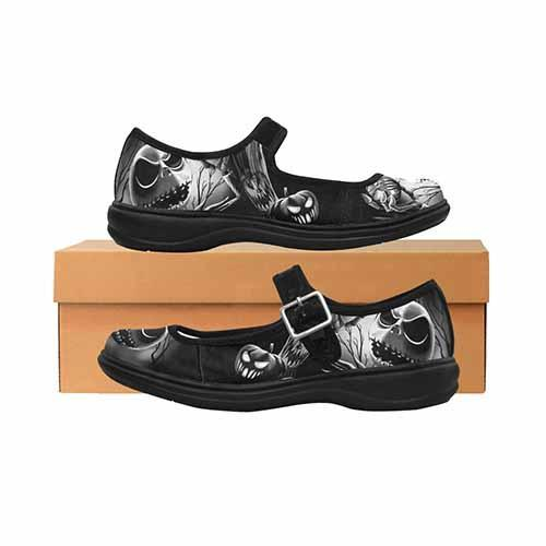 Nightmare Before Christmas Women's Mary Jane Shoes