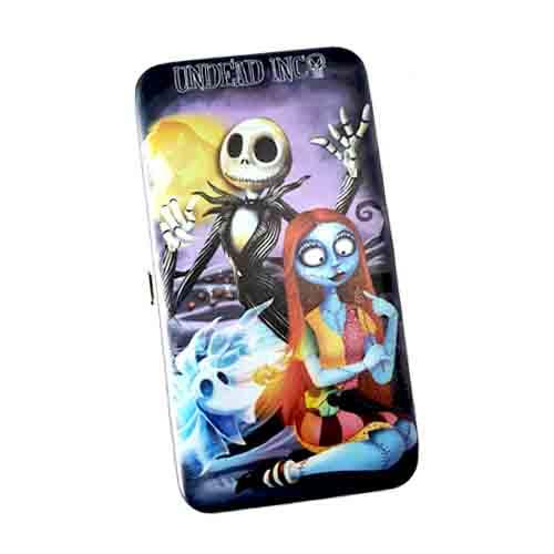 Simply Meant To Be Undead Inc Hinge Long Line Wallet
