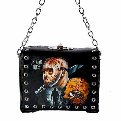 Jason Voorhees Camp Crystal Lake Undead Inc Shoulder / Hand Bag