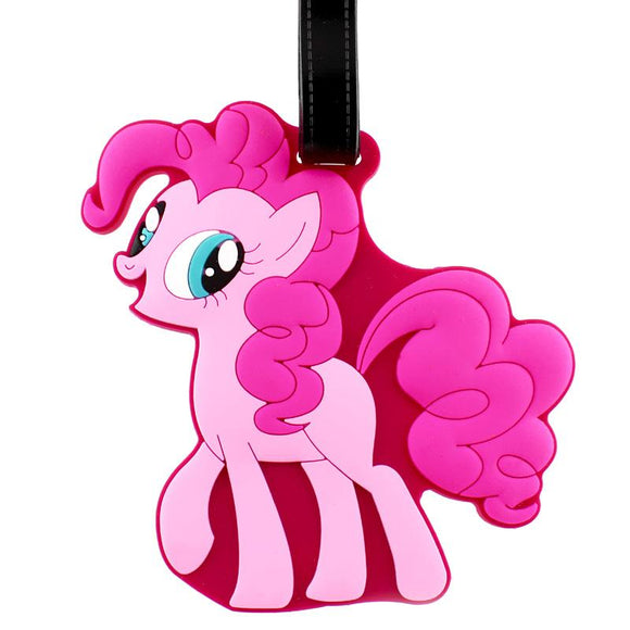 Pinkie Pie My Little Pony Bag Tag