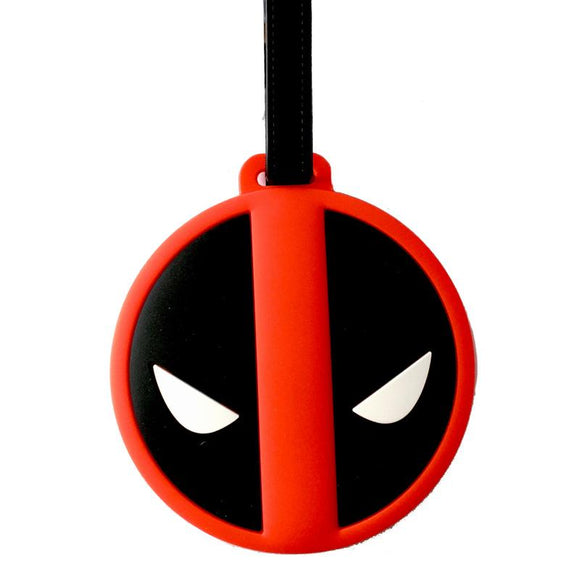 Deadpool Logo Bag Tag