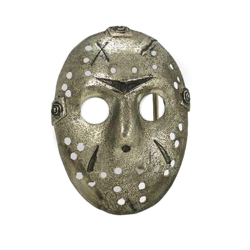 Friday 13th Jason Voorhees Mask Belt Buckle Belt Buckle Friday 13th