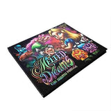 Melted Dreams Undead Inc Matte Rainbow Eyeshadow Palette