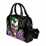 Undead Inc Joker Bat Bomb Shoulder / Hand Bag