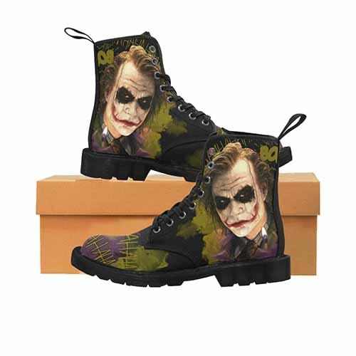 Dark Knight Joker MENS Martin Boots