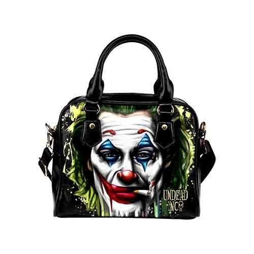 Undead Inc Joker Shoulder / Hand Bag
