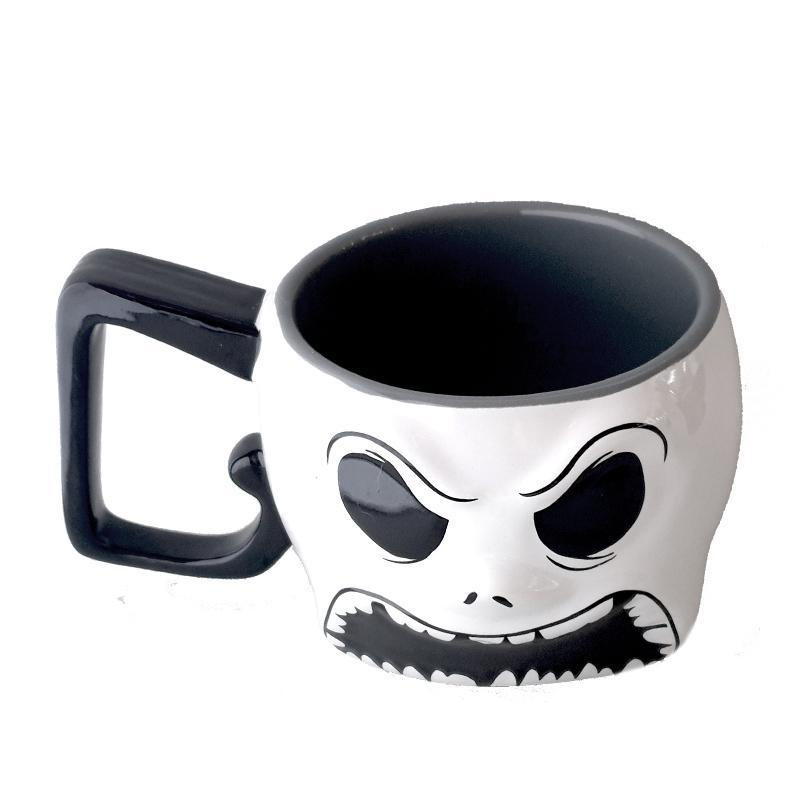 Nightmare Before Christmas Jack Skellington Multi Face Mug