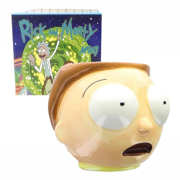 Rick & Morty - MORTY Mug