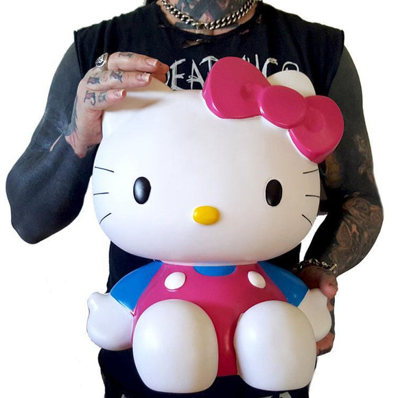 JUMBO Hello Kitty Display Figure