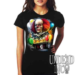 IT Pennywise 1990 - Ladies T Shirt