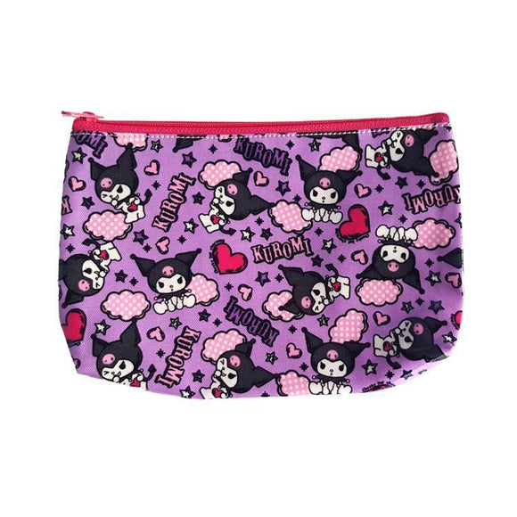 Hello Kitty Sanrio Kuromi Makeup Cosmetics Bag