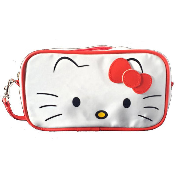 Hello Kitty Makeup Cosmetics Bag