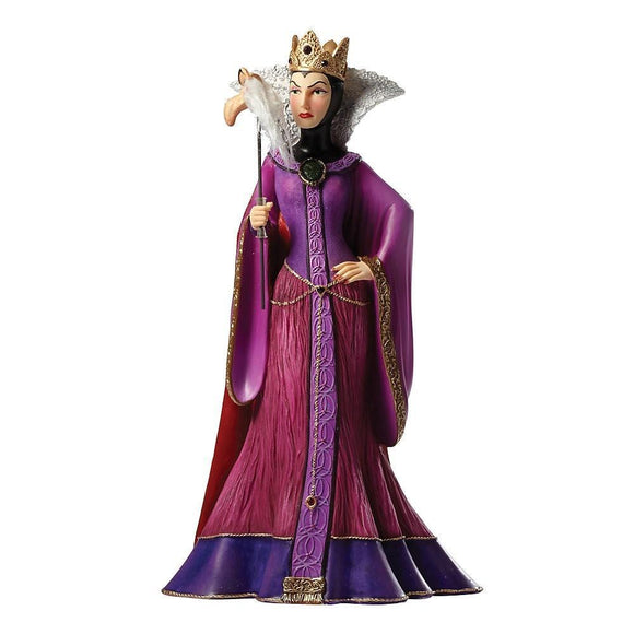 Disney Villains Snow White Evil Queen Masquerade Couture Statue - Undead Inc Disney Statues,