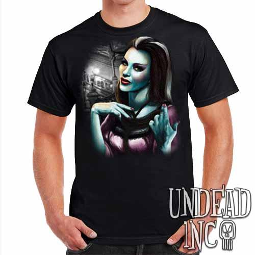 Lilly Munster - Mens T Shirt