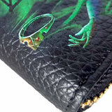Villains Maleficent Undead Inc Premium Pu Leather Long Line Wallet
