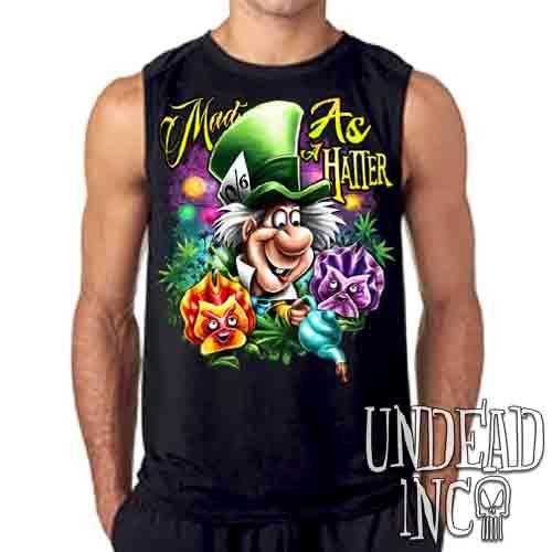 Mad As A Hatter - Mens Sleeveless Shirt