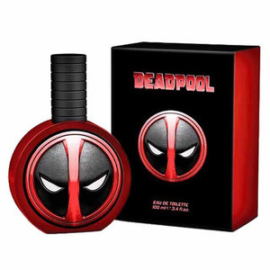 Deadpool Cologne by Marvel Fragrance - Undead Inc Fragrance,