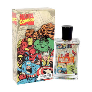 Marvel Comics Invincible Cologne by Marvel Fragrance