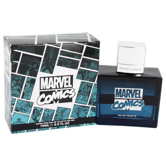 Marvel Comics Super Hero By Marvel Fragrance