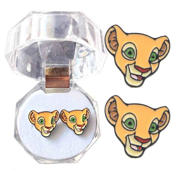 Lion King Nala Earrings earrings Disney