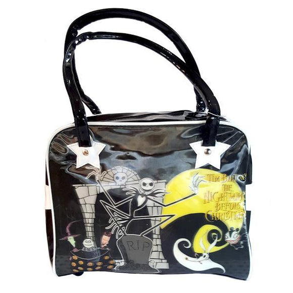 Disney Nightmare Before Christmas Handbag - Undead Inc Shoulder Handbags,