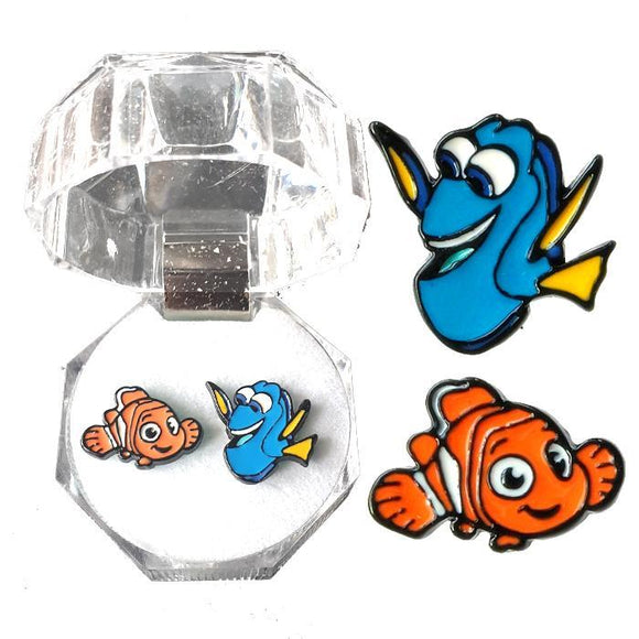 Nemo & Dory Earrings