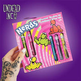 Wonka Nerds Candy Flavoured Lip Gloss Box Set Of 5