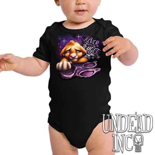 Lion King Simba Never Forget - Infant Onesie Romper