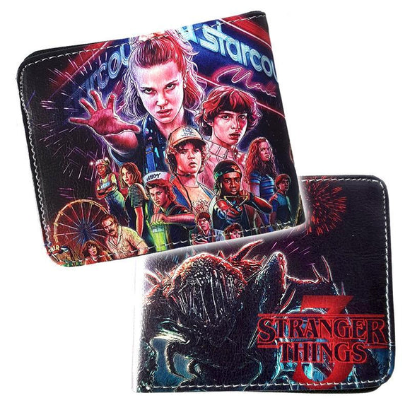 Stranger Things Starcourt Mall Bifold Wallet