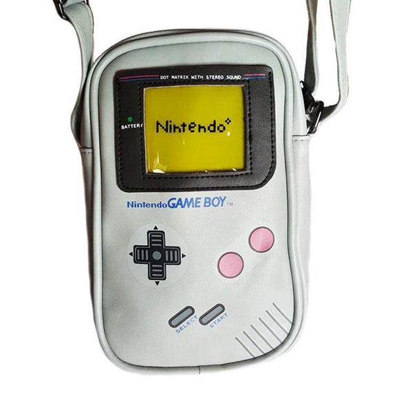 Nintendo Game Boy Unisex Cross Body Messenger Bag