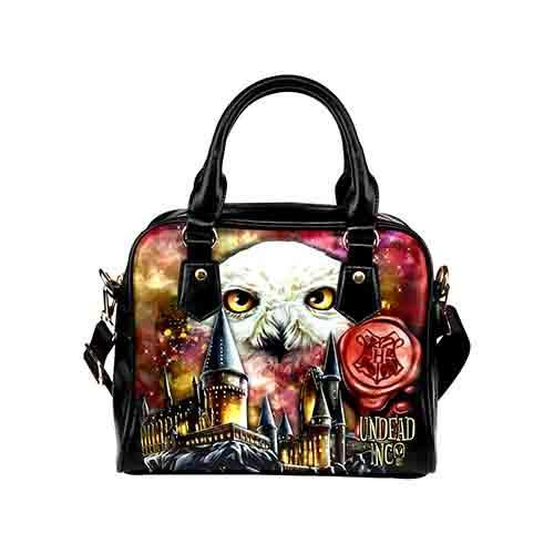Undead Inc Harry Potter Owl Post Shoulder / Hand Bag