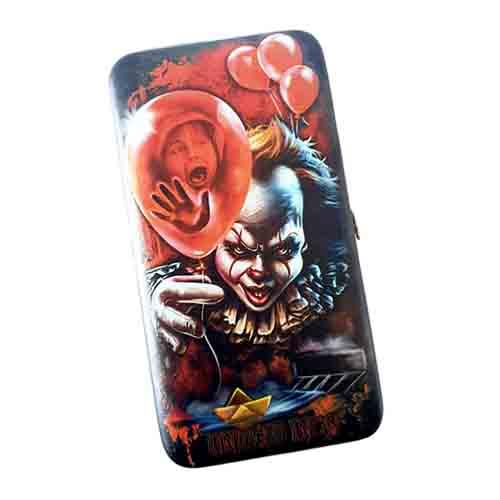 Pennnywise IT Undead Inc Hinge Long Line Wallet