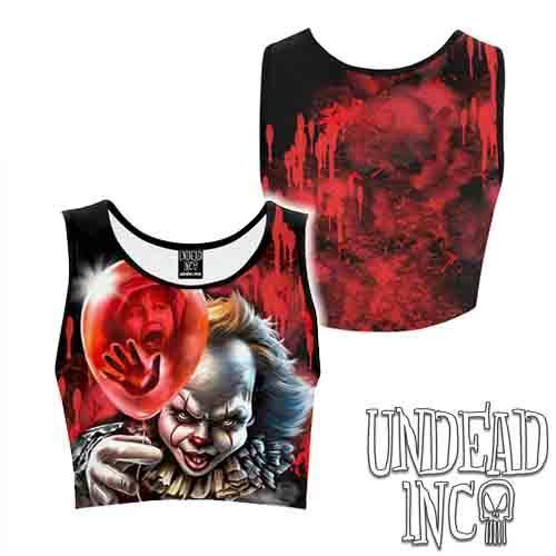IT Pennywise Women's Crop Top